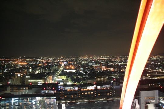 Panorama Kyoto Tower