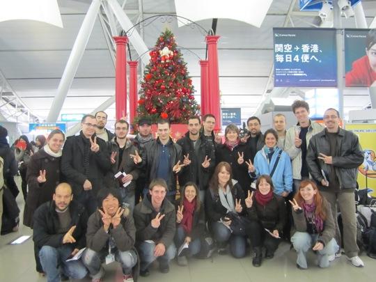 Groupe Aéroport Osaka