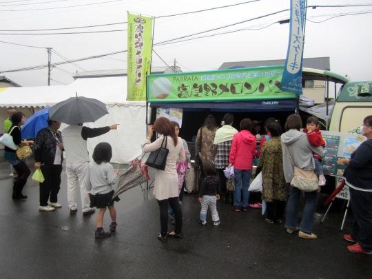 Day 16 – Temps de pluie, temps de matsuri