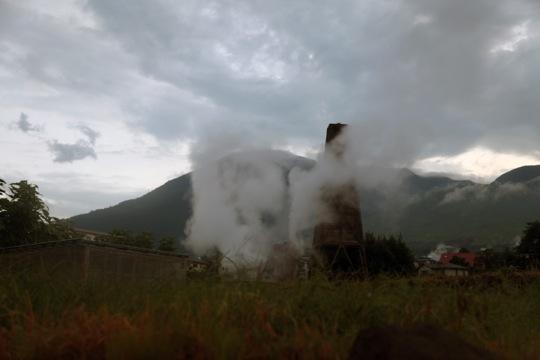 Day 15 – Beppu, la ville qui fume