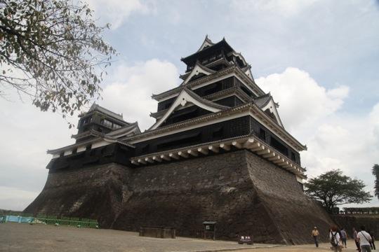 Day 17 – Kumamoto, la ville de Pedobear