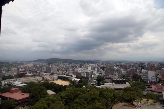 vue sommet château