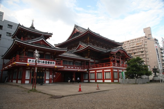 Temple osu kanon