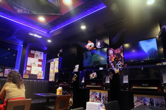 Capcom Bar