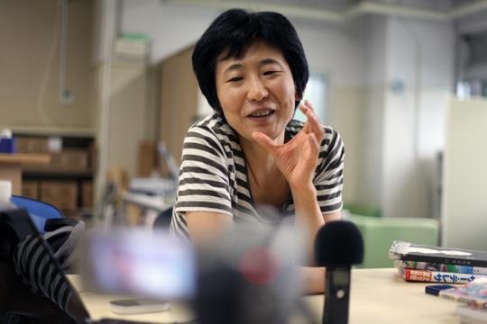 Interview Nao Yazawa