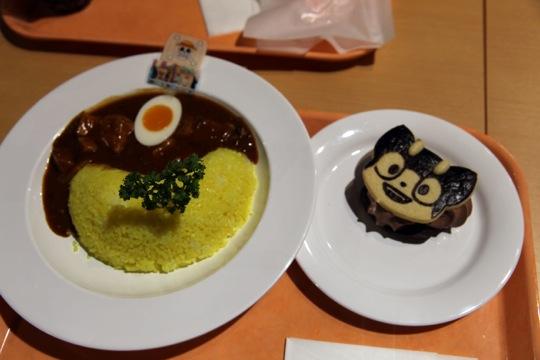 J world Tokyo - Nourriture
