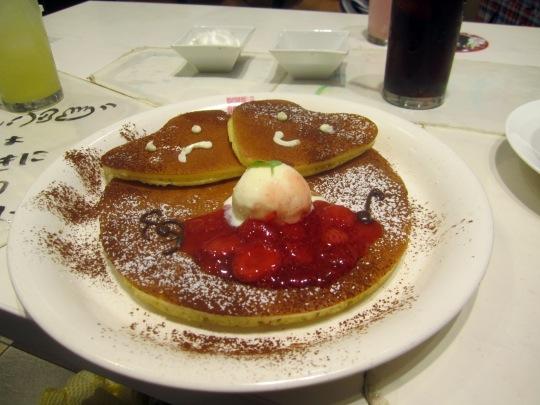 dessert AKB cafe