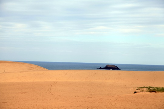 dune eau vert