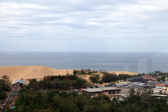 dunes touristiques