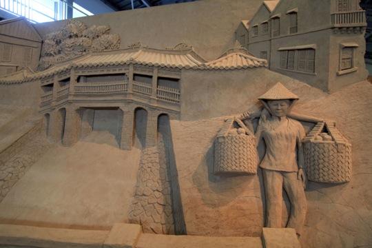 musée sable