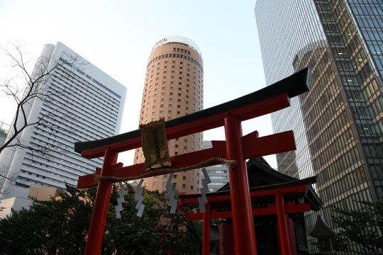 umeda torii