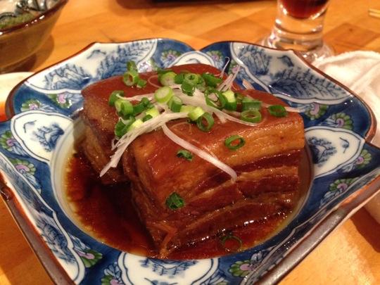 resto okinawa nourriture
