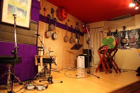 resto okinawa live musique