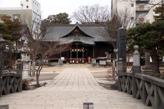 temple setsubun