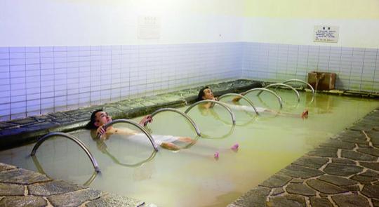 bain intérieur