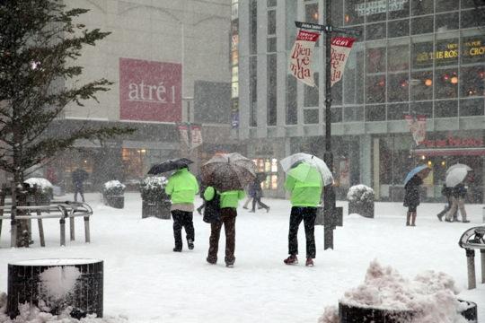 neige akiba gare