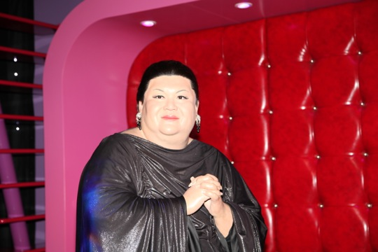 Madame Tussauds Japon