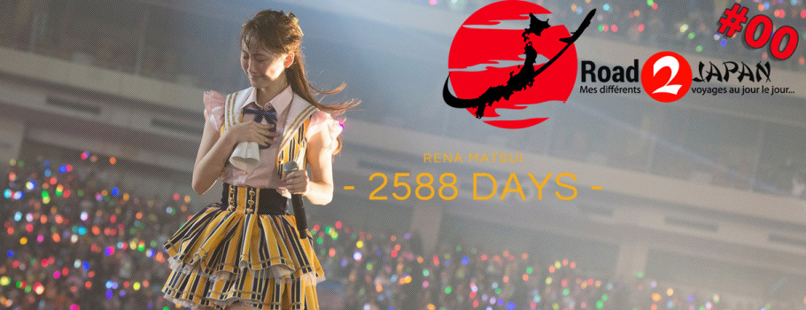 Cela s'est joué à peu de choses mais OUI je vais finalement bien faire un voyage au Japon en 2015 et ainsi je ne casserai pas la fameuse chaîne du «1 voyage par année civile«. Après 2008, 2009, 2010, 2011, 2012, 2013 et 2014 c'est donc reparti pour un huitième […]